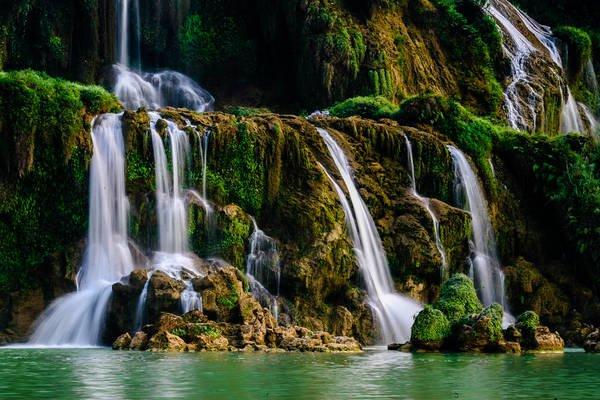 Thác Bản Giốc – ngọn thác lớn thứ 4 trên thế giới