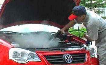 Máy rửa xe hơi nước nóng cho hiệu quả làm sạch cao hơn