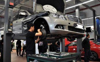 Gara ô tô chuyên nghiệp cần được trang bị đầy đủ thiết bị và dụng cụ sửa chữa
