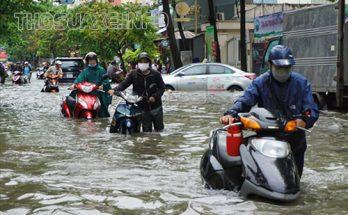 Làm sao để xử lý hiệu quả khi xe máy bị ngập nước
