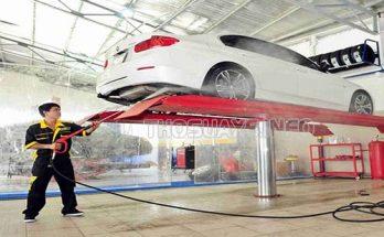 Rửa xe Carmart có ưu điểm gì?