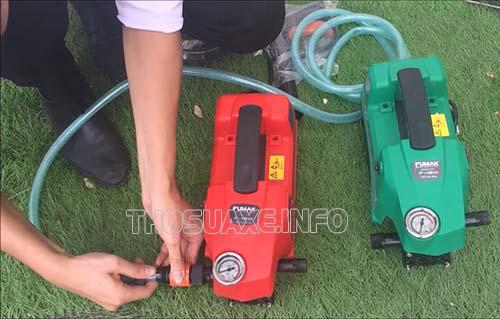 Cách lắp đặt máy rửa xe Fumak FM23