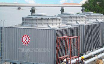 Tháp giải nhiệt nước Liang Chi có độ bền cao