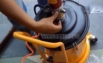 Hướng dẫn cách vệ sinh máy bơm mỡ chuyên dụng