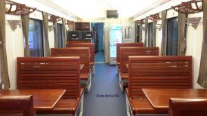 Ghế cứng là loại ghế được nhiều hành khách lựa chọn