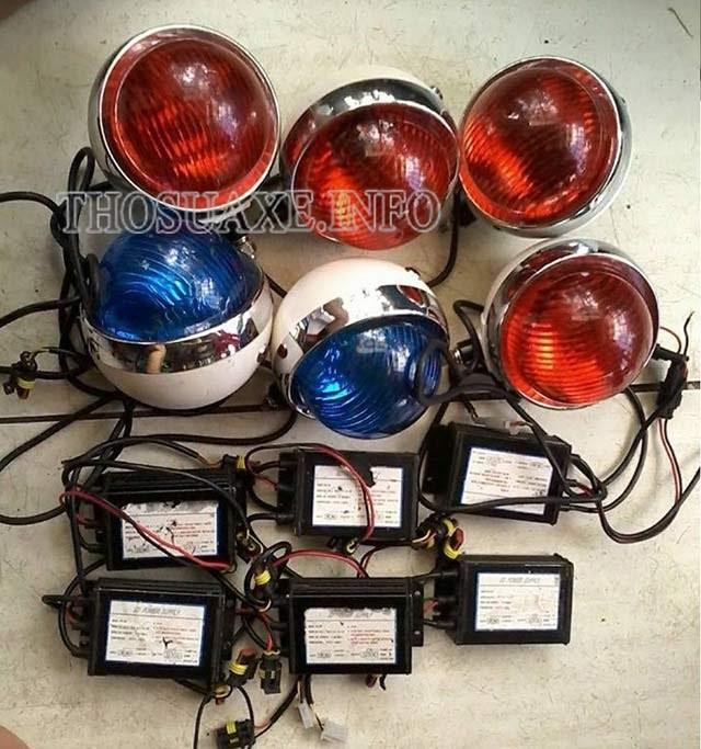 Hệ thống điện đèn còi xe máy