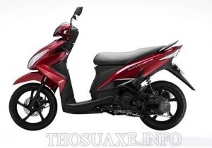 """Luvias - mẫu xe máy """"tân binh"""" của nhà Yamaha"""