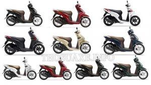 Những mẫu xe máy dưới 30 triệu đang gây sốt trên thị trường