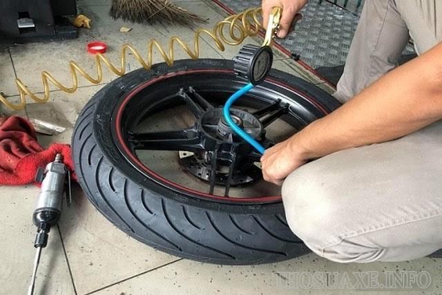 Sửa chữa xe máy honda