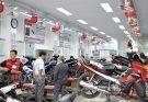 Sửa chữa xe máy tại các trung tâm bảo hành Honda