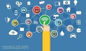 Tận dụng sự phát triển của mạng Internet