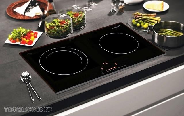 Ứng dụng dòng điện cảm ứng từ vào trong bếp từ
