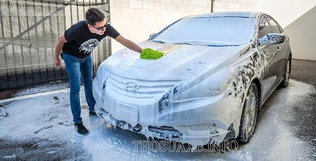 Công nghệ rửa xe oto thông minh là gì?