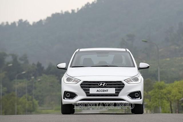 Hyundai Accent mang phong cách thể thao, năng động