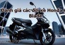 Mách bạn cách nhận biết các đời xe Air Blade của Honda
