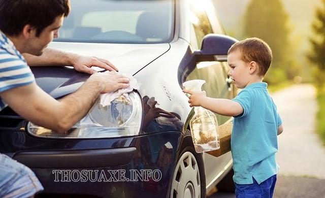 Những công nghệ rửa xe ô tô mới nhất hiện nay