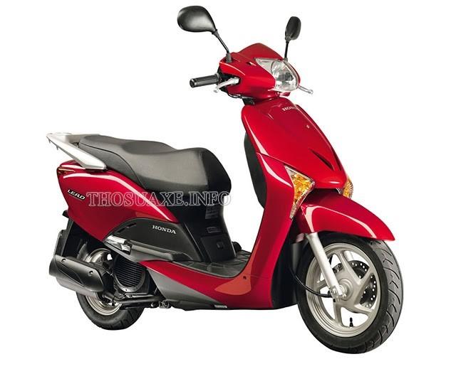 Phiên bản xe tay ga Honda Lead đời đầu 2009