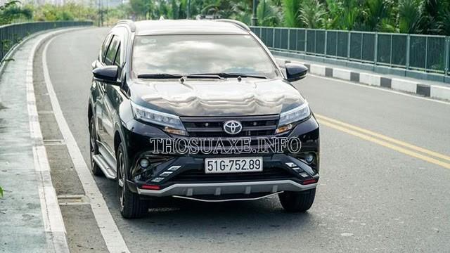 Toyota Rush là chiếc xe được yêu thích nhất trong phân khúc SUV dưới 600 triệu