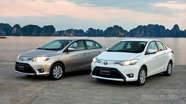 Đánh giá tổng thể về xe Toyota Vios