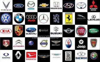 Cách nhận biết các hãng xe hơi qua logo