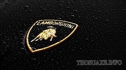 Lamborghini đứng top logo các hãng xe hơi trên thế giới