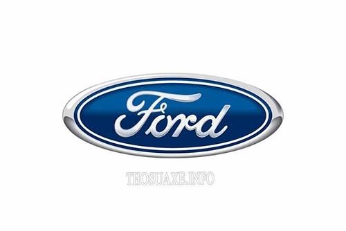 Logo Ford - một trong những logo của các hãng xe hơi nổi tiếng