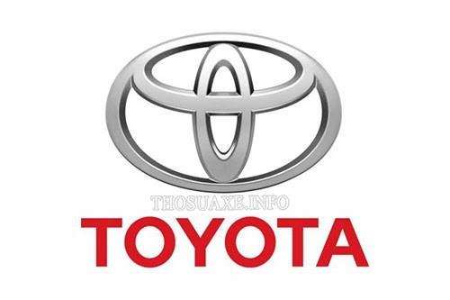Logo Toyota là một trong số logo các hãng xe hơi tại việt nam được yêu thích