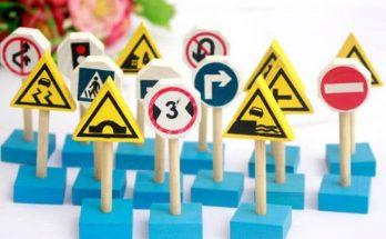 Quy định về biển báo giao thông đường bộ 2020