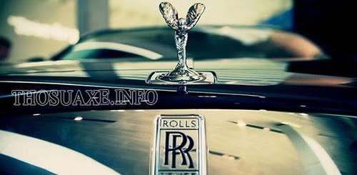 Rolls Royce đứng đầu trong số biểu tượng của các hãng xe hơi nổi tiếng