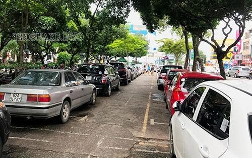Sự cần thiết của bãi đậu xe
