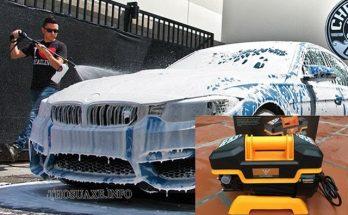 Đánh giá máy xịt rửa xe Catorex có tốt không?