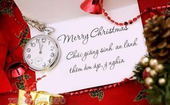 Khách hàng sẽ rất vui khi nhận được những lời chúc Giáng sinh ý nghĩa
