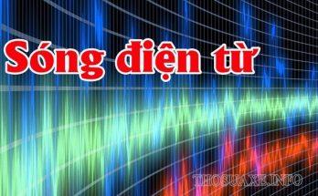 Sóng điện từ và những thông tin có thể bạn chưa biết