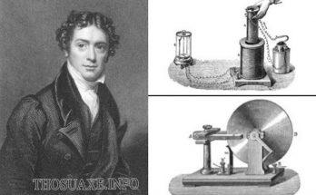 Định luật faraday về cảm ứng điện từ