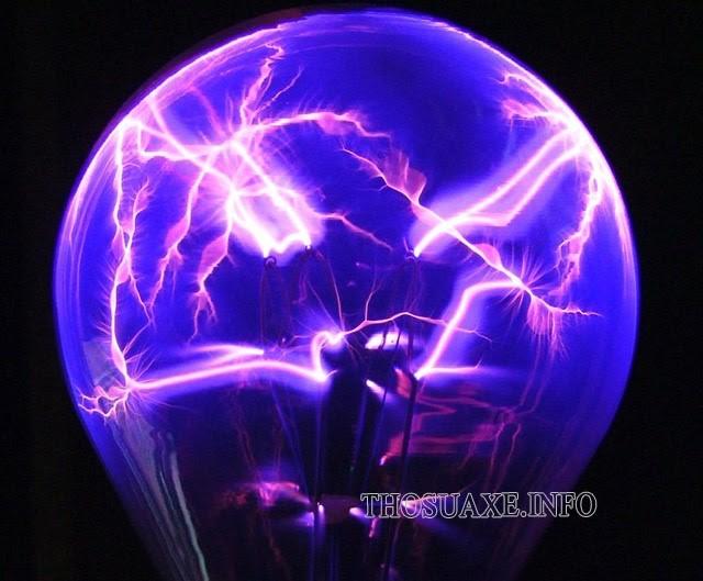 Bản chất dòng điện trong chất khí là gì?