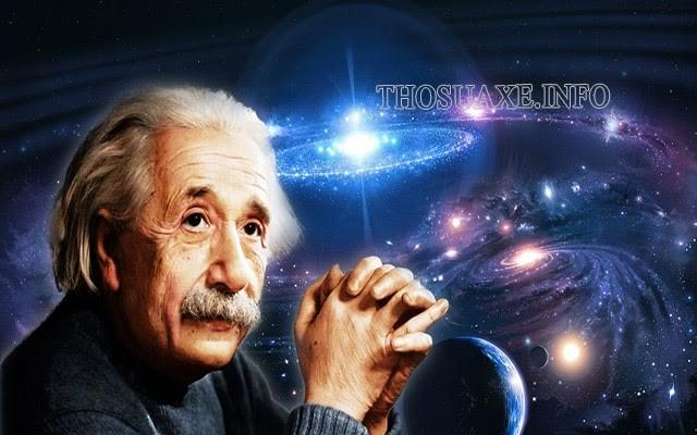 Giải thích thuyết lượng tử ánh sáng của Albert Einstein