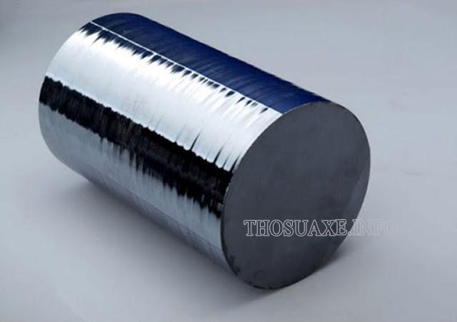 Nguyên tố Silic - Chất bán dẫn tinh khiết