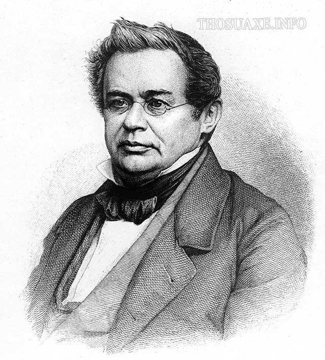 Nhà vật lý - hóa học Heinrich Lenz