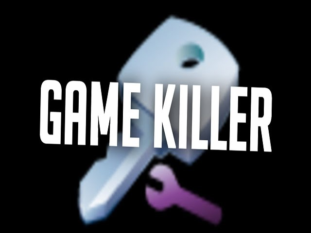 Phần mềm hack trò chơi Game Killer