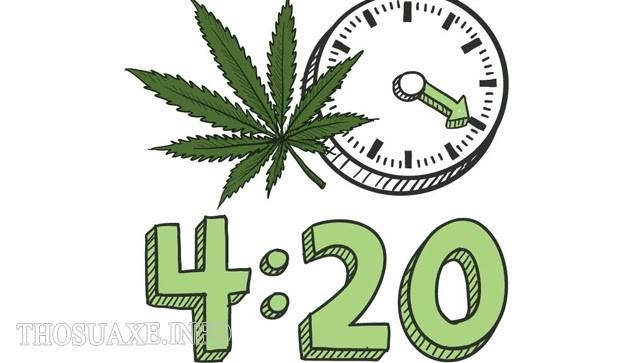 420 nghĩa là gì?
