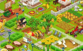 Tựa game Hay Day