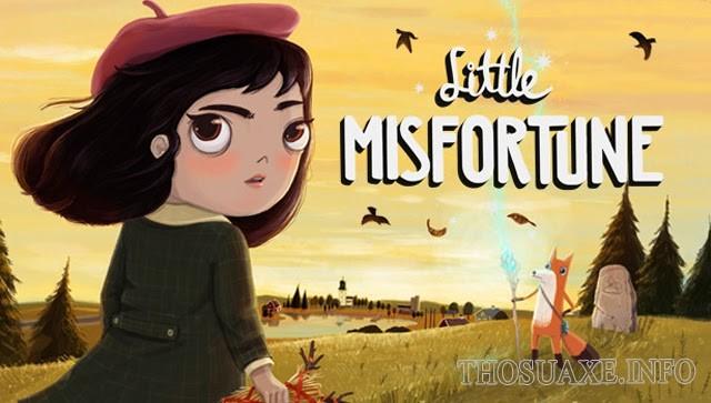 Tựa game Little Misfortune