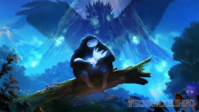 Tựa game Ori and the blind forest