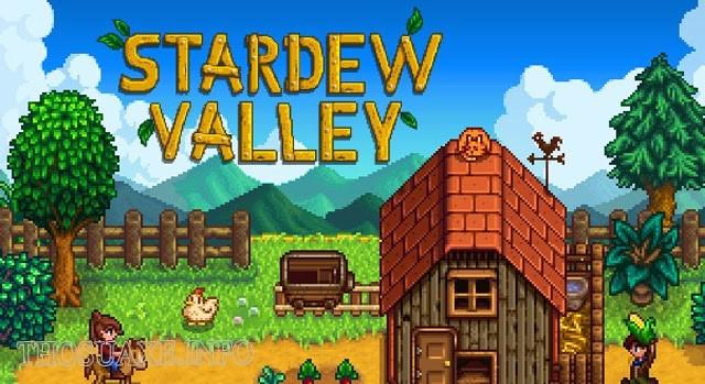 Tựa game Stardew Valley