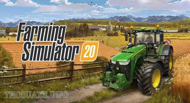 Tựa game giả lập làm nông dân sẽ khiến bạn có được những trải nghiệm vô cùng thú vị