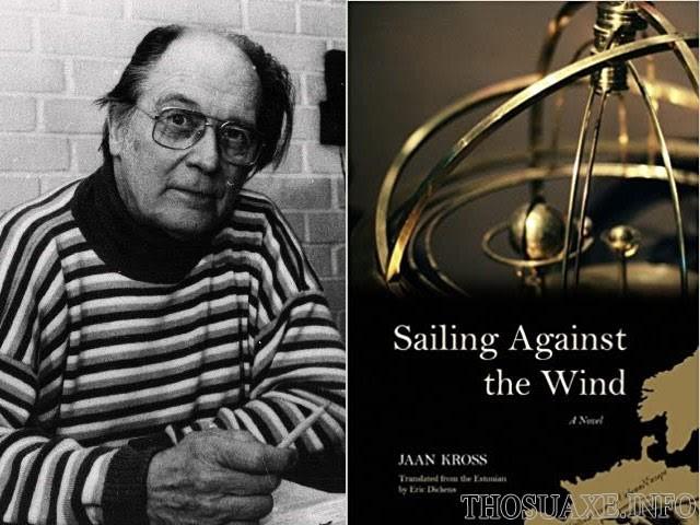 """""""Đi thuyền ngược gió"""" là một trong những tác phẩm hay của Kross"""