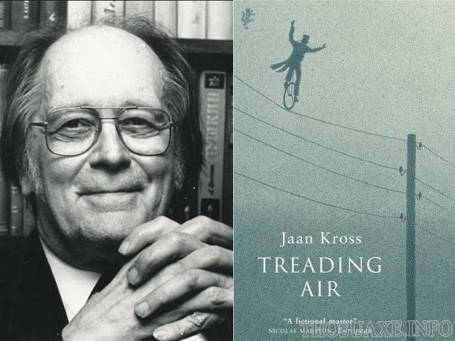 """""""Treading Air"""" - Cuốn tiểu thuyết với bối cảnh thời kỳ bão tố của Estonia"""