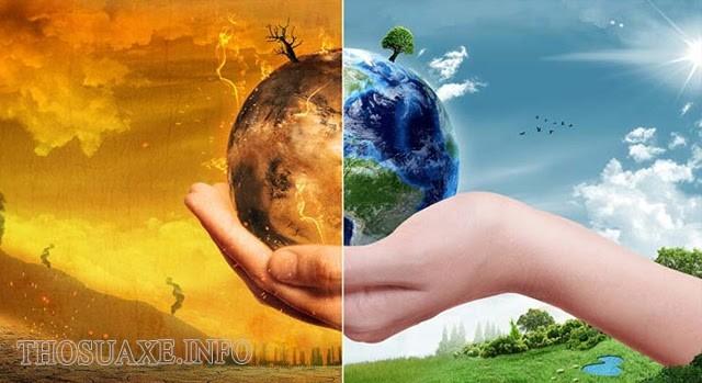 Chúng ta cần bảo vệ Trái Đất khỏi Hiệu ứng nhà kính