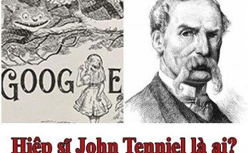 John Tenniel là một họa sĩ người Anh nổi tiếng