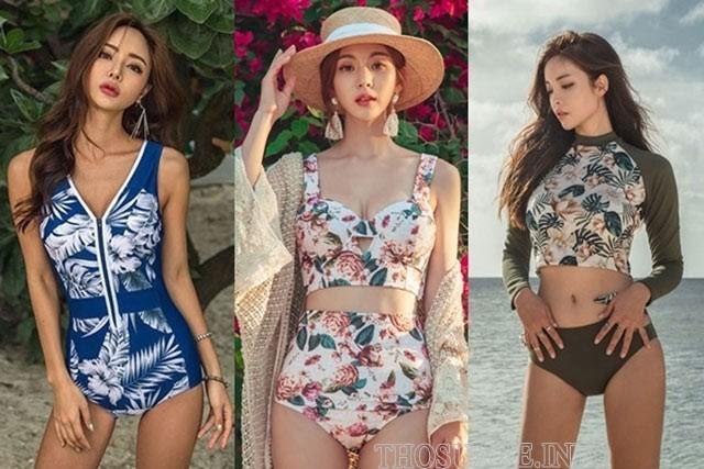 Những bộ đồ bơi nữ lên ngôi trong hè năm nay